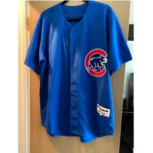 AUTHENTIC OFFICIAL CUBS JERSEY